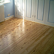 restore existing floorboards