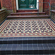 exterior tiling, north london